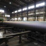 ۷۰ درصد کار پروژه خط لوله گوره به جاسک در خوزستان انجام میشود